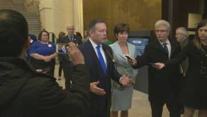 Premier Kenney in Ottawa for Bill C-69 Senate hearings
