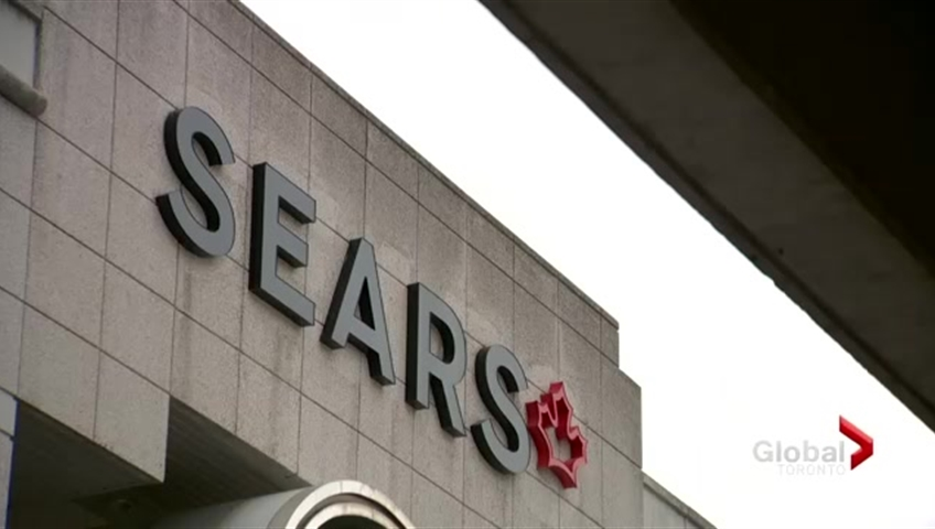 Sears Canada wants to put an end to its activities