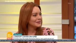 Lindsay Lohan claims she was 'racially profiled' while wearing headscarf
