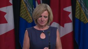 'I think they're fooling themselves': Rachel Notley on B.C.