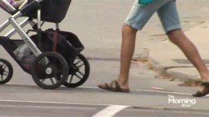 Should strollers be street legal?