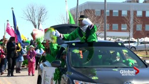 Chateauguay celebrates St. Patrick's Day with annual parade