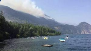 BC Wildfires: Evacuation orders issued near Pemberton