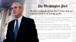 Barr denies knowing where Mueller stood on his characterization of report