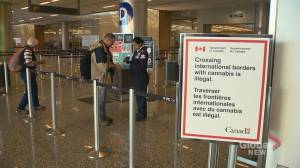 Cannabis legalization brings new rules for Canadian air travelers