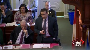 Nova Scotia Education Minister's conduct under fire
