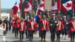 Canada Day differences on either sides of NS, NB border