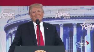 Trump polls CPAC: Do they want tax cuts or 2nd Amendment more?