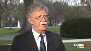Trump eyeing stepped-up Venezuela sanctions for foreign companies -Bolton