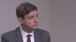 David Eby acknowledges 'huge' public interest in money laundering inquiry
