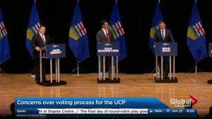 Concerns over UPC voting process raised by Jean and Schweitzer