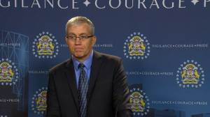 Calgary police say Project Al Arbour 'extremely important' in double homicide investigation (00:28)