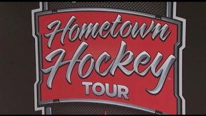 The Hometown Hockey broadcast comes to Belleville