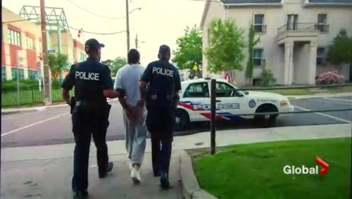 Toronto Police target 'Five Point Generalz gang' in morning raids, 70  arrested