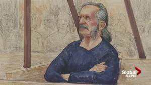 Oscar Arfmann's trial begins in New Westminster courthouse
