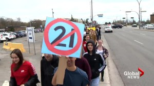 Bill 21: Students and religious groups want their voices heard