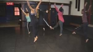 Moving Inspirations Dance Festival: KasheDance (03:05)