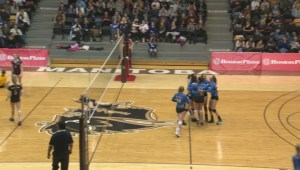 HIGHLIGHTS: Jeanne Sauve wins AAAA Girls Volleyball Championship