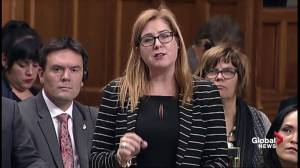 NDP calls for vote on USMCA trade deal during question period