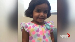 Neighbours moved to tears over disappearance of 3-year-old Texas girl