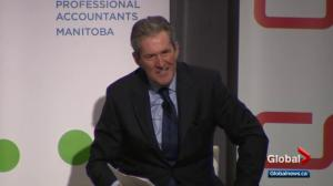 Pallister's State of the Province Address