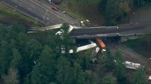 Implications of Amtrak train derailment