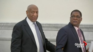 Jury hears decade-old testimony about Cosby's sexual encounter with Andrea Constand