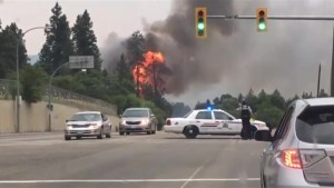 Latest Lake Country blaze not arson