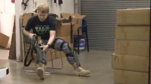 The Innovators: Bionic knee brace transforms energy
