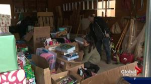 Global Edmonton's 2016 Give Me Shelter campaign delivers the goods