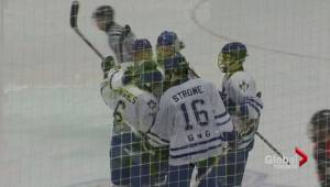 The GTHL is voting to ban body checking at A level.