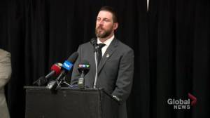 Why Nathan Oystrick applied for Humboldt Broncos coaching job
