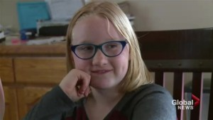 8-year-old Alberta girl suffers debilitating reaction to strep infection