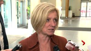 Rachel Notley calls for special prosecutor in UCP leadership vote investigation (02:05)