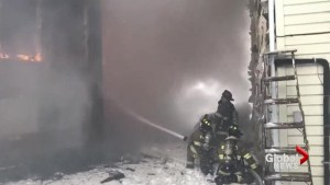 1 firefighter dead, 4 seriously injured in Pennsylvania building collapse