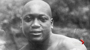 Trump pardons late boxer Jack Johnson