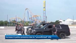 York police increase presence at Canada's Wonderland due to 'potential threat'