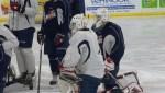 Lethbridge Hurricanes hand reins to 2 rookie goaltenders