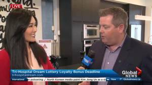 2018 Tri-Hospital Dream Lottery: Jonathon Lyon
