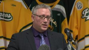 1 Humboldt Broncos athlete released from hospital, president says