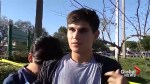 'I just ran': Students react to FL school shooting
