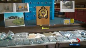 Historic multi-million dollar fentanyl seizure in Edmonton