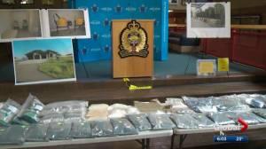 Historic multi-million dollar fentanyl seizure in Edmonton