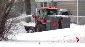 Anjou mayor demands better snow removal