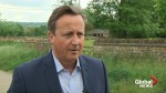 David Cameron on Theresa May: I feel desperately sorry for her