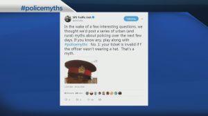 Saskatoon police dispelling myths