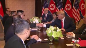 Trump-Kim summit: Inside the meeting between Trump and Kim