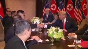 Trump-Kim summit: Inside the meeting between Trump and Kim