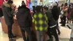 11th hour Christmas shopping sprint