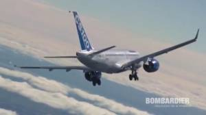 Bombardier's shift away from large aircraft projects